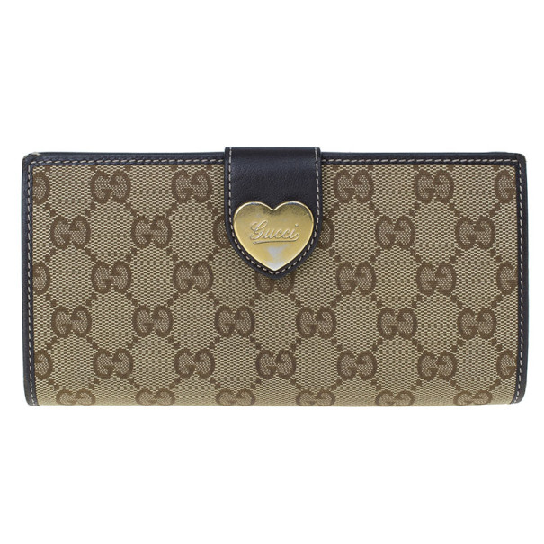 683d4c0cb6f Gucci Heart Continental Wallet - Best Photo Wallet Justiceforkenny.Org
