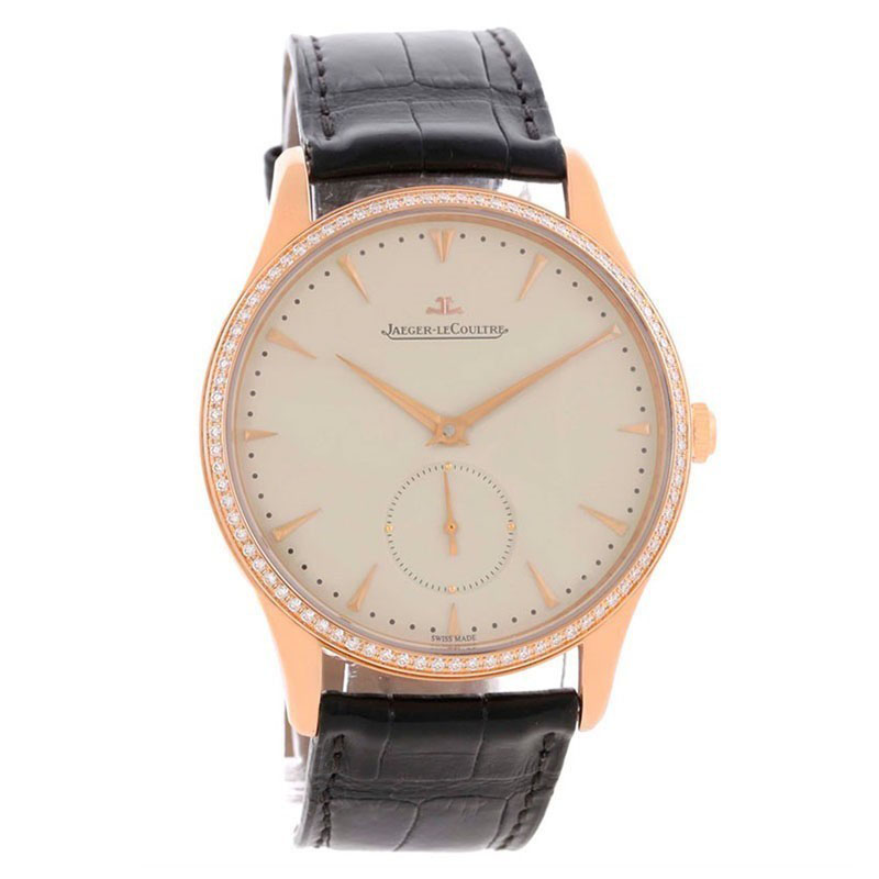 436f70032e7a9 إشتري ساعة يد رجالية ياغر لي كولتر ماستر كونترول ذهب وردي عيار 18 ...