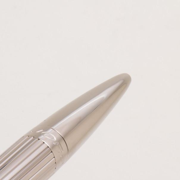 Jorg Hysek Silver Roller Ball Pen