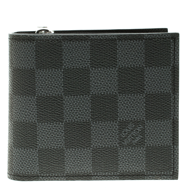 ... Louis Vuitton Damier Graphite Canvas Amerigo Wallet. nextprev. prevnext ace29e67841a7