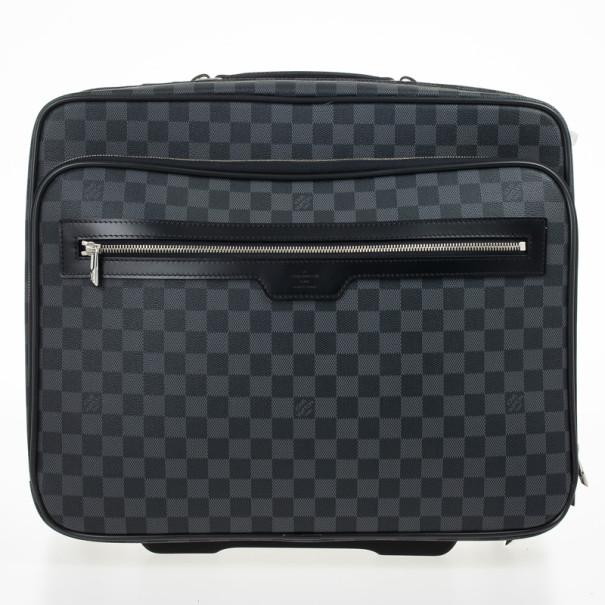 f1059f302c7 Buy Louis Vuitton Damier Graphite Pilot Case 29520 at best price