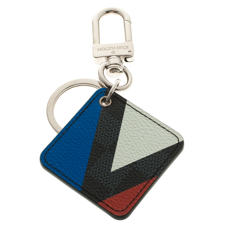 ... Louis Vuitton Damier Graphite Latitude Illustre Bag Charm and Key  Holder. nextprev. prevnext 141c83f8d62f0