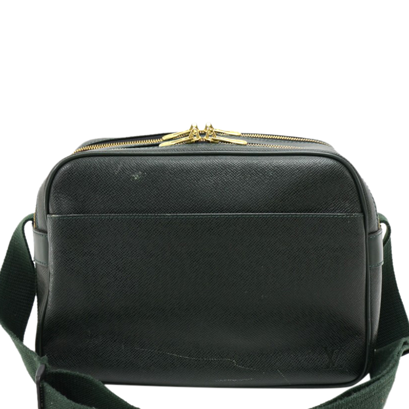 4b99a22ad84 ... Louis Vuitton Epicea Taiga Leather Reporter Bag. nextprev. prevnext