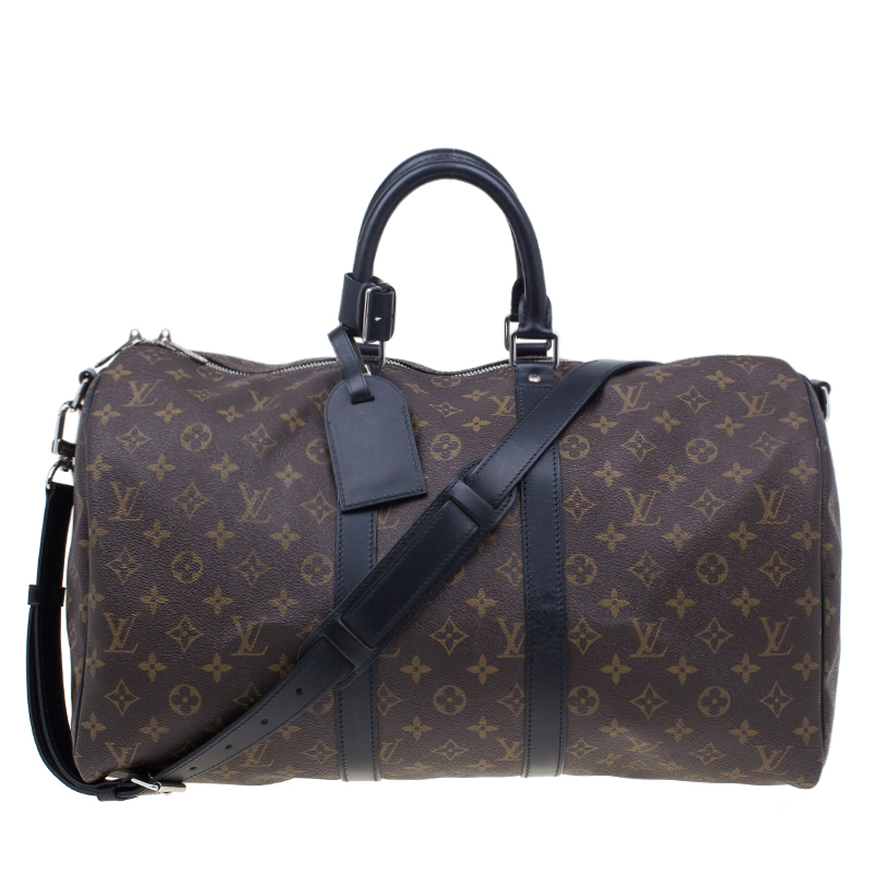 c69655150 ... Louis Vuitton Monogram Macassar Canvas Keepall 45. nextprev. prevnext
