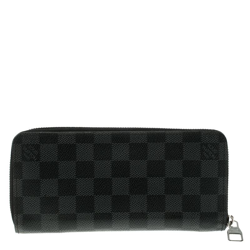 64483bb958 ... Louis Vuitton Damier Graphite Canvas Zippy Organizer Wallet. nextprev.  prevnext