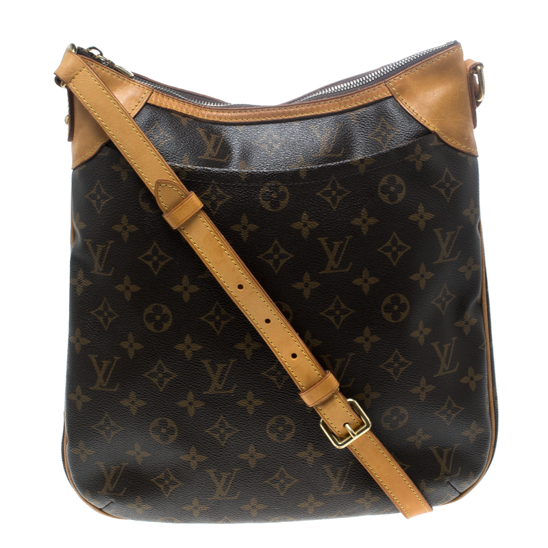 e56d700c37b Buy Louis Vuitton Monogram Canvas Odeon MM Bag 156270 at best price ...