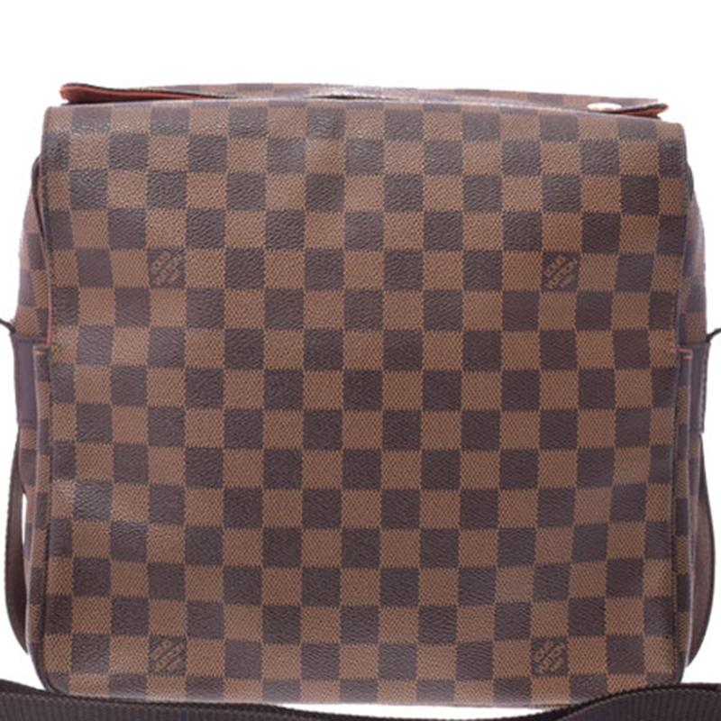 bdc998184ed1 ... Louis Vuitton Damier Ebene Canvas Naviglio Messenger Bag. nextprev.  prevnext