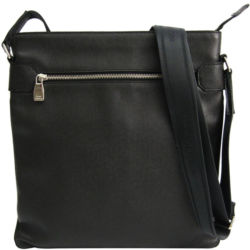 e6b3391cb9f ... Louis Vuitton Ardoise Taiga Leather Sasha Messenger Bag. nextprev.  prevnext