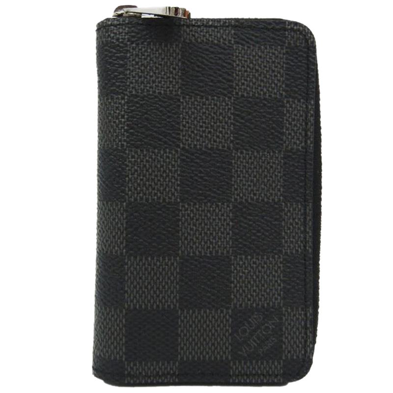 ... Louis Vuitton Damier Graphite Vertical Zippy Coin Purse. nextprev.  prevnext 26efeeb528926