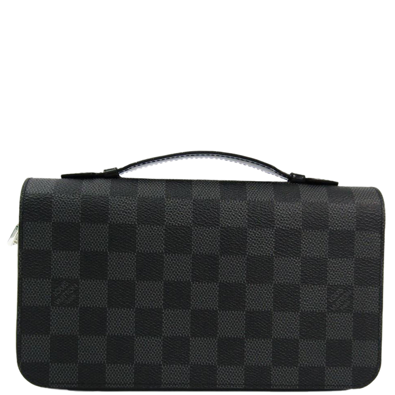 ... Louis Vuitton Damier Graphite Canvas Zippy XL Wallet. nextprev. prevnext 0853307470d56