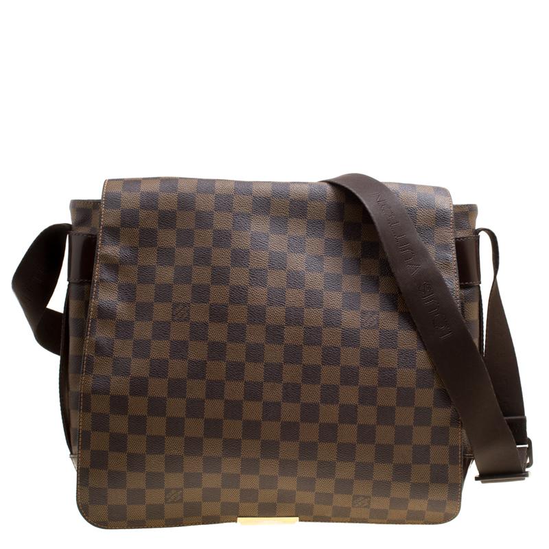 0b350ee94135 ... Louis Vuitton Damier Ebene Canvas Bastille Bag. nextprev. prevnext