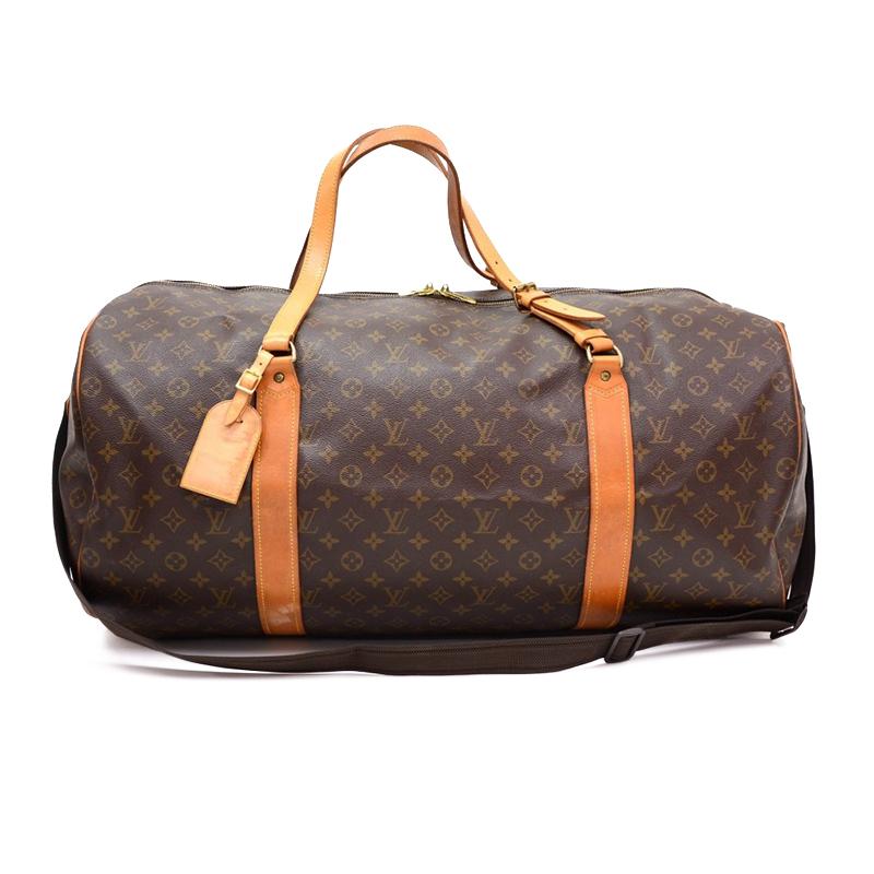 a326293091d6 Buy Louis Vuitton Monogram Canvas Sac Polochon 60 41959 at best price   TLC