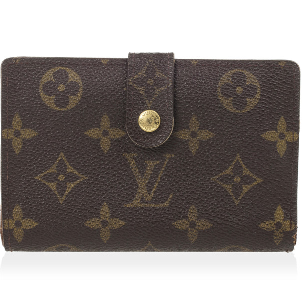 Buy Louis Vuitton Monogram French Purse Wallet 28706 at best price   TLC a1df3a407fe