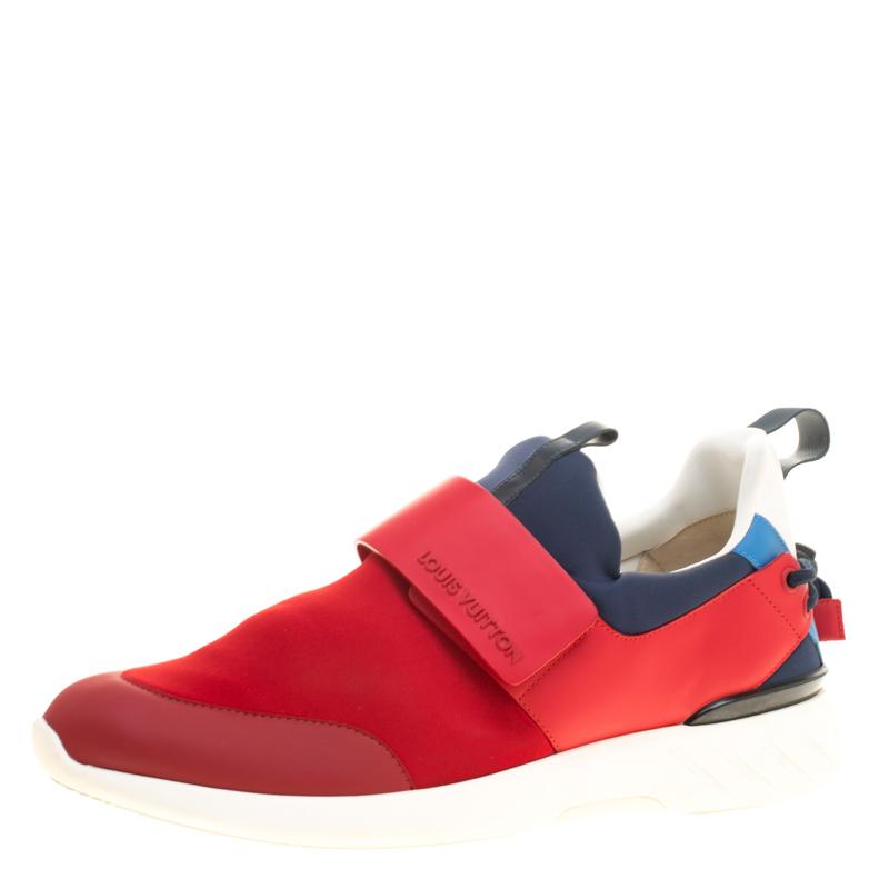 Louis Vuitton Tri Color Neoprene
