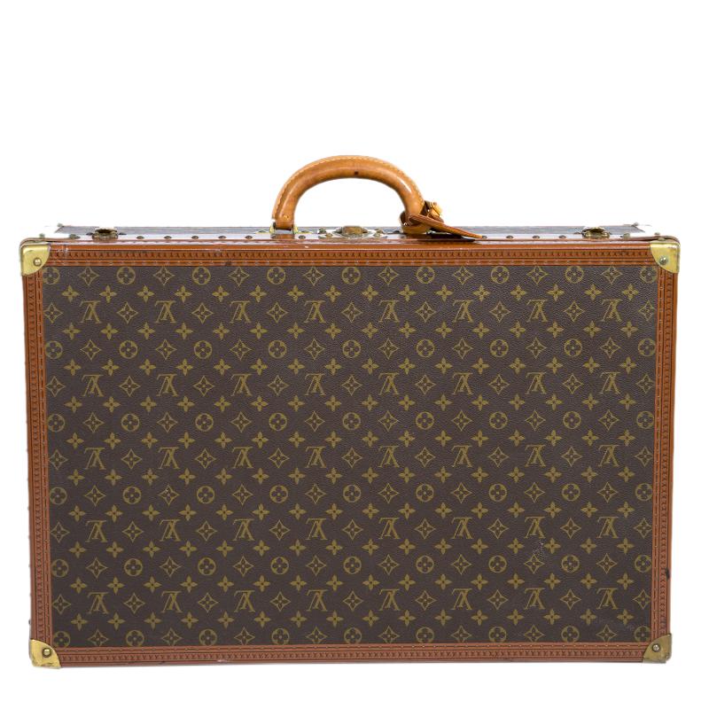 a6ee2c4a68bc Louis Vuitton Monogram Canvas Bisten 70 Hardsided Suitcase. nextprev.  prevnext. Louis Vuitton Travel bag