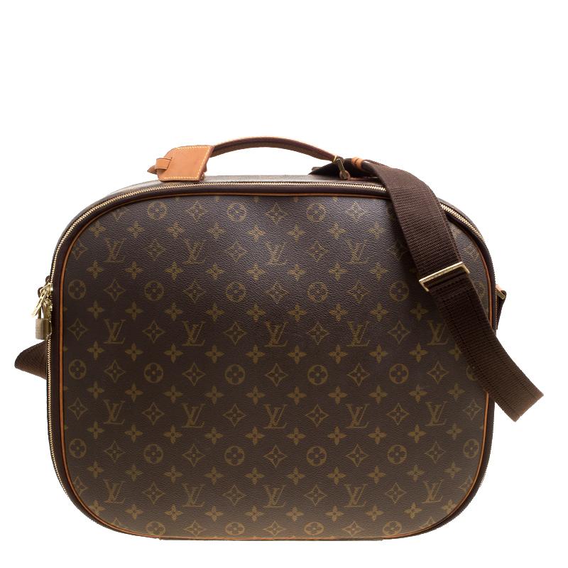 05e672ec8801 ... Louis Vuitton Monogram Canvas Packall Travel Bag. nextprev. prevnext
