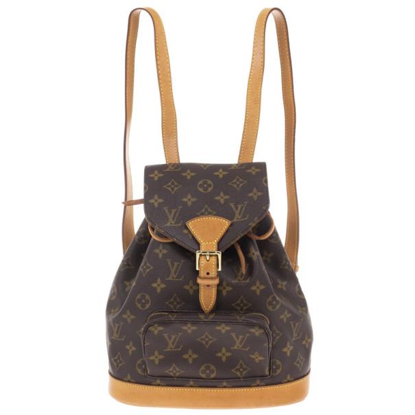 270b96d206e4 ... Louis Vuitton Monogram Canvas Montsouris MM Backpack. nextprev. prevnext