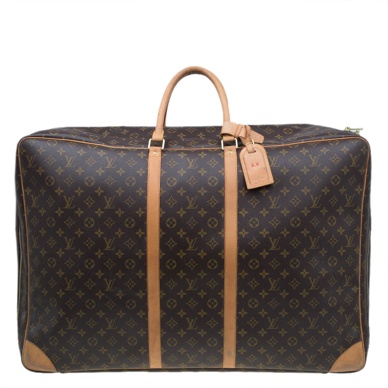 4b820ed30c43 Buy Louis Vuitton Monogram Canvas Sirius 70 Soft Sided Suitcase 49784 at  best price