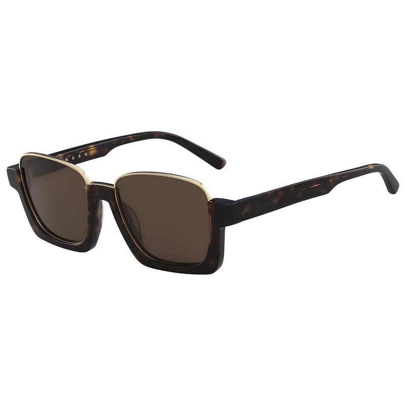 Me613s Square Tortoise Marni Sunglasses rshQdt