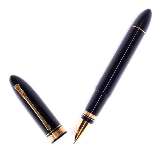 """Omas Blue Black 360 """"mezzo"""" Ballpoint Pen"""