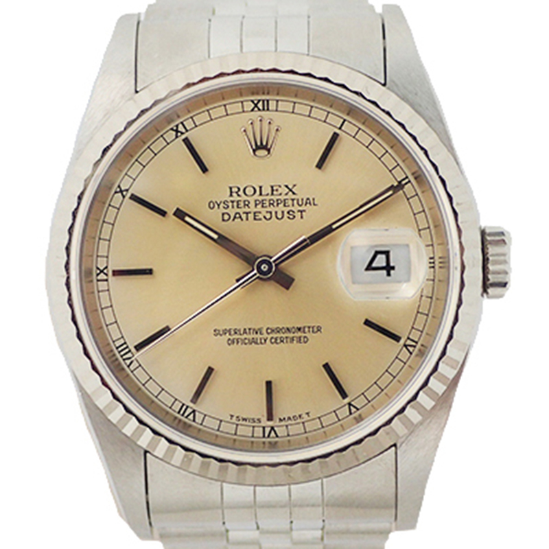 Rolex Gold and Stainless Steel Automatic