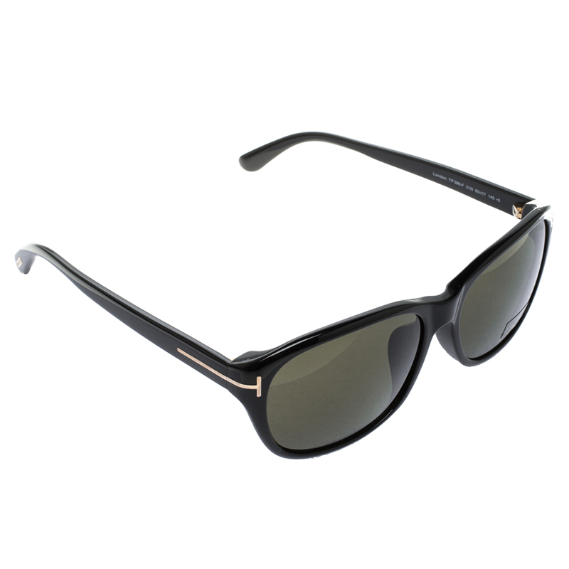 3d69e89151c4 ... Tom Ford Black TF 396-F London Rectangular Sunglasses. nextprev.  prevnext