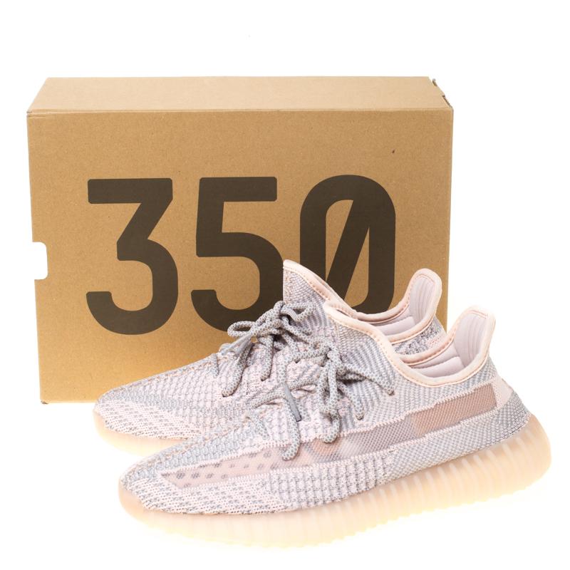 Yeezy x Adidas Light Pink/Grey Cotton