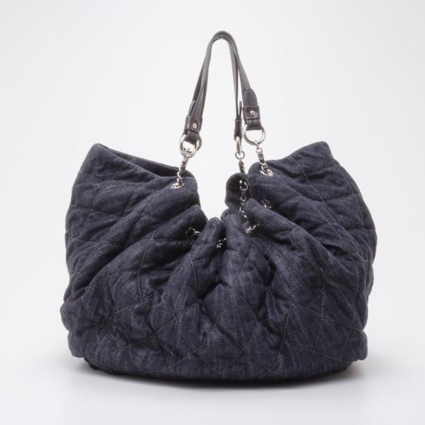 35234c82c2712c Buy Chanel Coco Cabas Spirit Denim XL Tote 37944 at best price | TLC