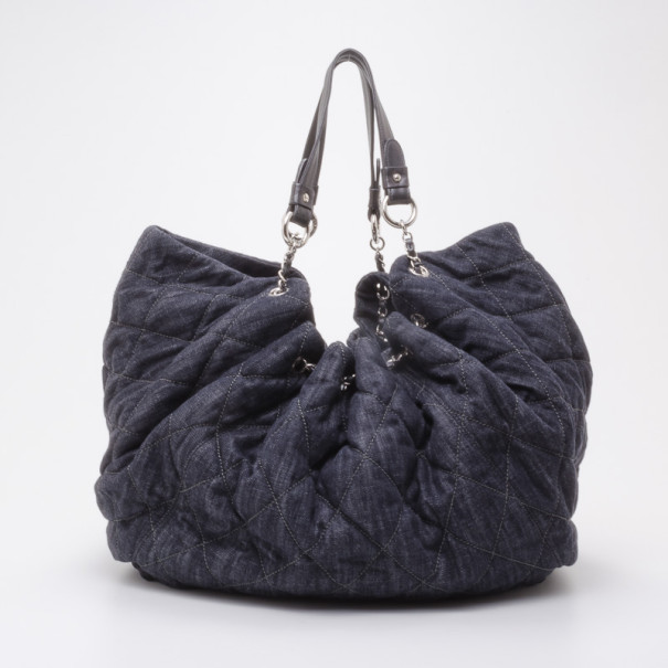 bbc5e17273f8 Buy Chanel Coco Cabas Spirit Denim XL Tote 37944 at best price | TLC
