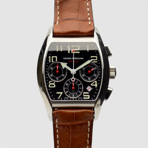 Girard Perregaux Ferrari 275 GTB SS Chronograph Mens Wristwatch 40 MM
