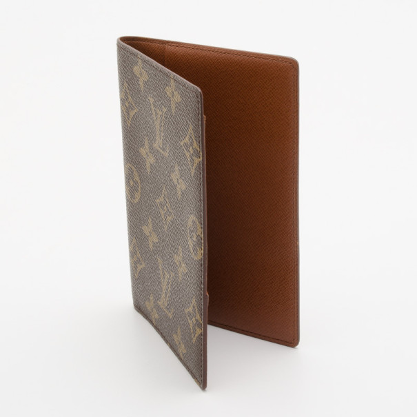 48b1d12eb27e Buy Louis Vuitton Monogram Passport Cover 35520 at best price