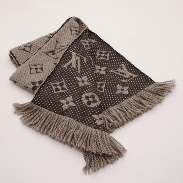 6907a79c99f3 Buy Louis Vuitton Monogram LV Winter Scarf 37240 at best price   TLC