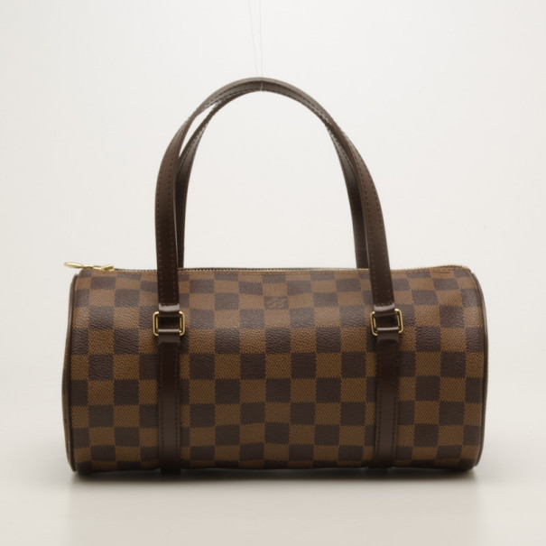 Buy Louis Vuitton Papillon 26 Damier Ebene 38169 at best price  a74475ce8a6d