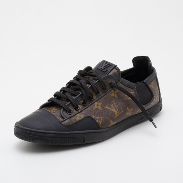 4abbf78cd004 Buy Louis Vuitton Slalom Monogram Canvas Sneaker Size 42 36571 at ...