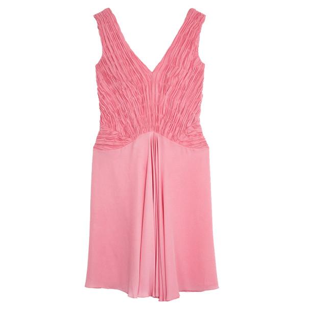 RED Valentino Gathered Dress S