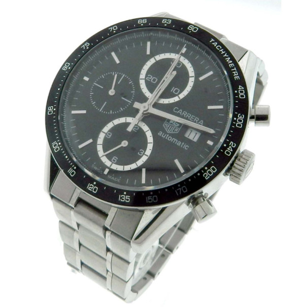 Tag Heuer Carrera Automatic Chronograph Watch Men S