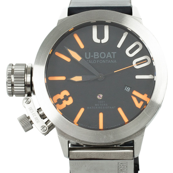 u boat italo fontana  Buy U-Boat Italo Fontana U1001 Limited Edition Mens Wristwatch 47 MM ...