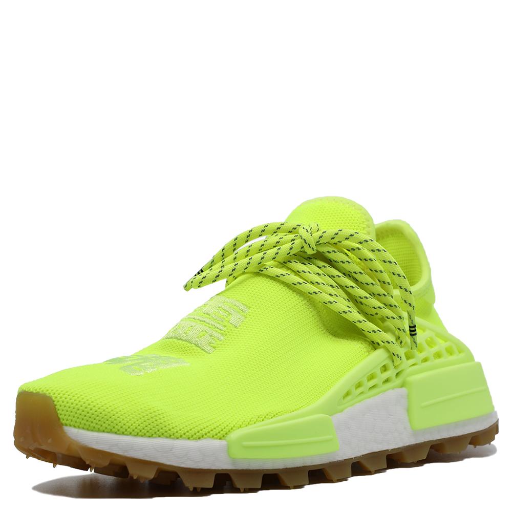 Adidas Human Race NMD Solar Yellow