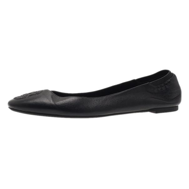 4fffad2b5f ... Alexander McQueen Black Sequin Skull Ballet Flats Size 39. nextprev.  prevnext