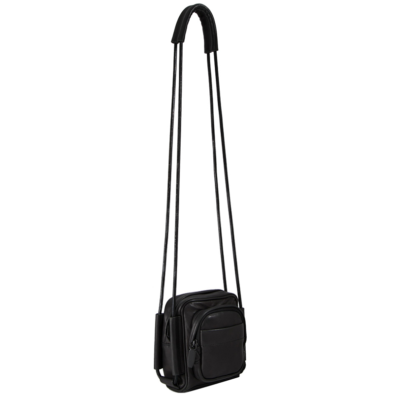Alexander Wang Black Brenda Crossbody Bag