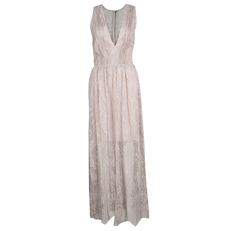 c011f558c95 ... Alice + Olivia Blush Pink Floral Lace Julissa Maxi Dress L. nextprev.  prevnext