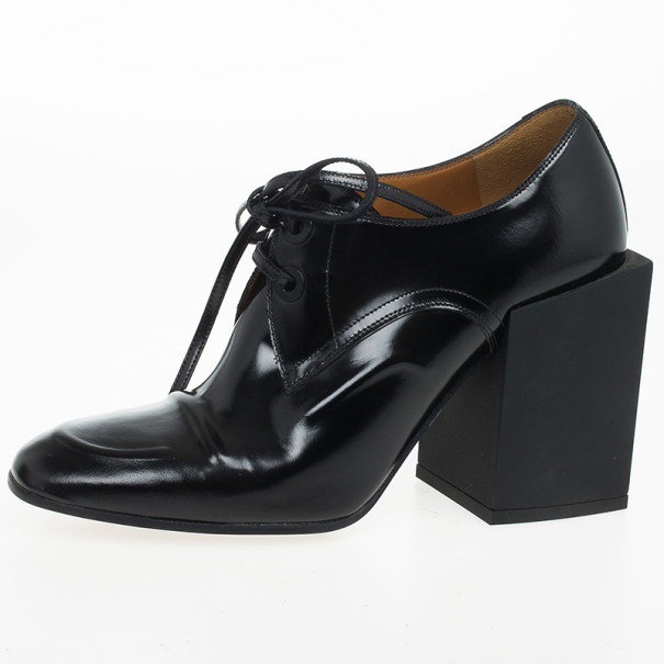 0e4cbd281236 Buy Balenciaga Hybride Derby Pumps Size 36 22387 at best price