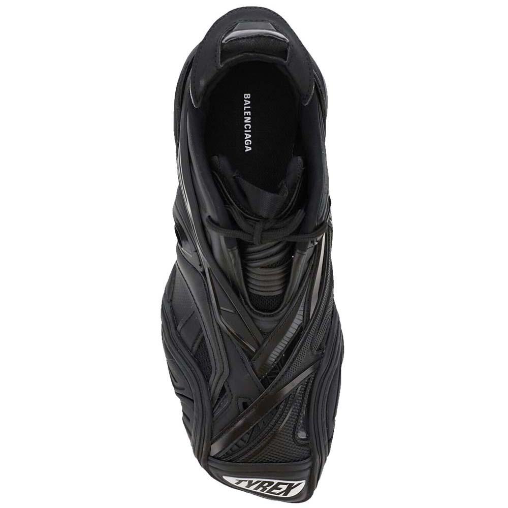 Balenciaga Black Tyrex Sneakers Size EU 37  - buy with discount