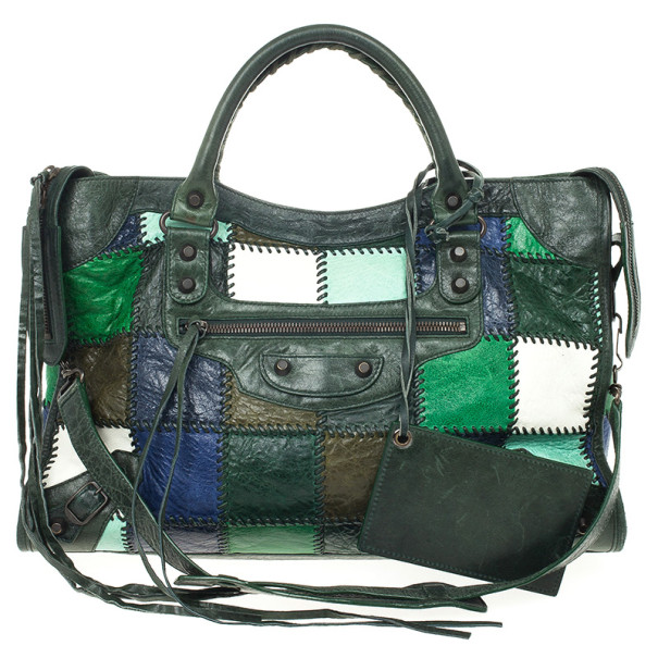 eb33b4a58d Buy Balenciaga Patchwork Classic City 24230 at best price | TLC