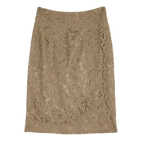 c101281b3a ... Burberry London Cotton Blend Lace Pencil Skirt S. nextprev. prevnext