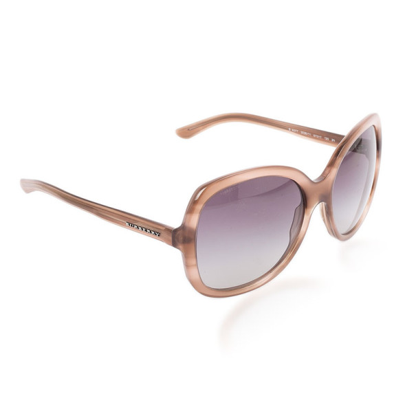 8002979130b Buy Burberry Brown 4077 Square Woman Sunglasses 25632 at best price ...