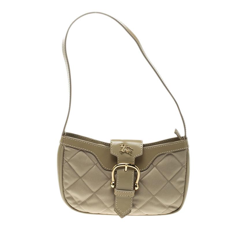 887c945a2770 Buy Burberry Beige Nylon Sophie Shoulder Bag 125504 at best price
