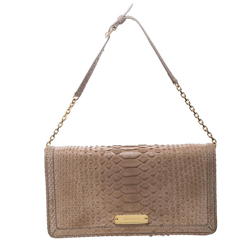 ... Burberry Dusty Pink Python Leather Clutch Shoulder Bag. nextprev.  prevnext 4303241179409