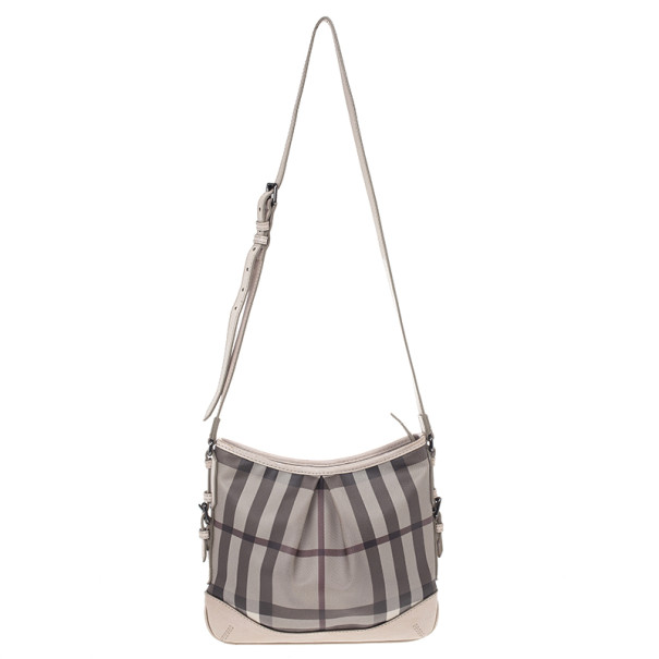 Buy Burberry Smoked Trench Coated Canvas Hartham Crossbody Bag 19578 at  best price  ee3dfd40d7637