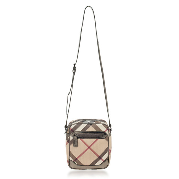 Buy Burberry Nova Check Crossbody Bag 25285 at best price  1abd87f6a8ee0